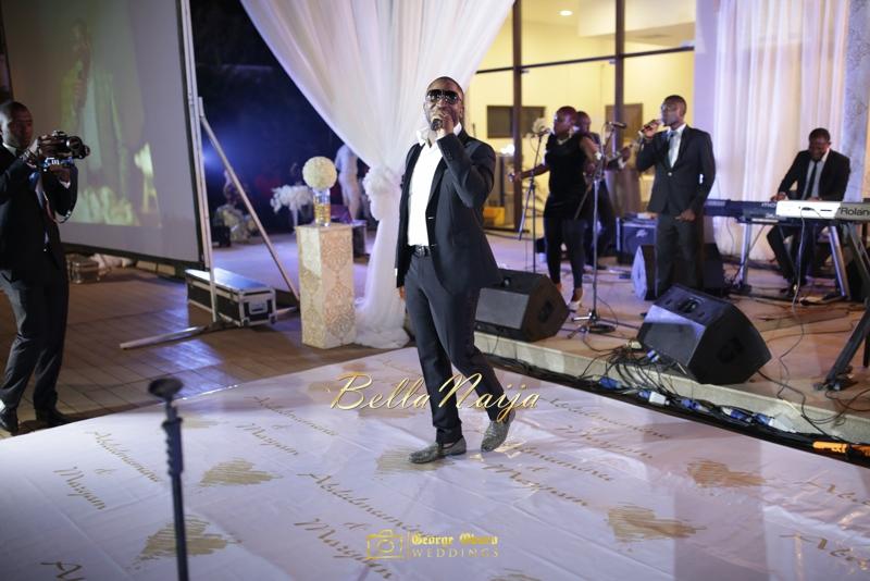Maryam Augie & Abdulmumin Jibrin's Outdoor Abuja Wedding | George Okoro Photography | Nigerian Muslim Hausa Wedding 2014 | BellaNaija 0George Okoro-2-46949