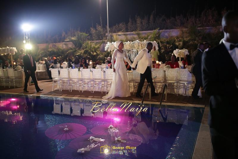 Maryam Augie & Abdulmumin Jibrin's Outdoor Abuja Wedding | George Okoro Photography | Nigerian Muslim Hausa Wedding 2014 | BellaNaija 0George Okoro-2-47751