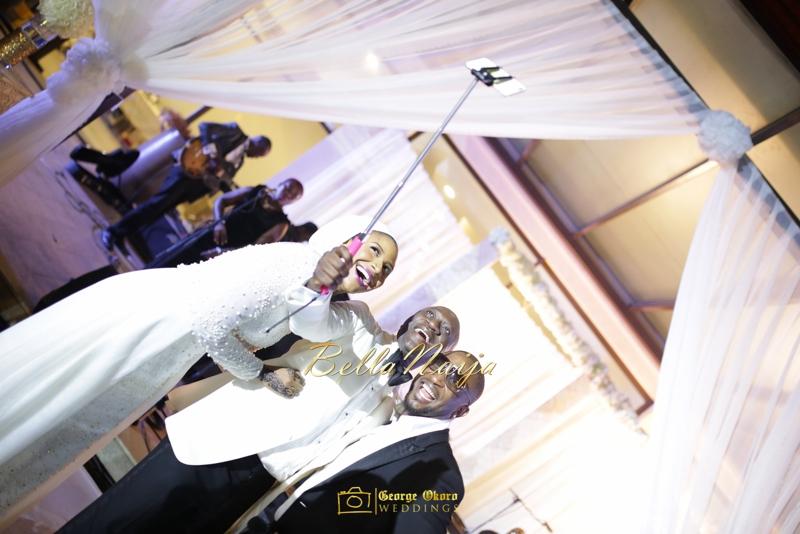 Maryam Augie & Abdulmumin Jibrin's Outdoor Abuja Wedding | George Okoro Photography | Nigerian Muslim Hausa Wedding 2014 | BellaNaija 0George Okoro-2-48252