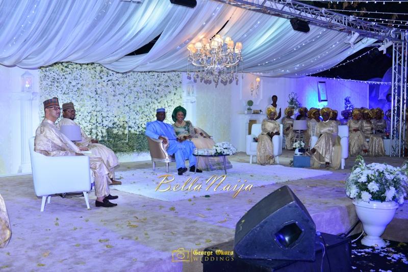 Maryam Augie & Abdulmumin Jibrin's Outdoor Abuja Wedding | George Okoro Photography | Nigerian Muslim Hausa Wedding 2014 | BellaNaija 0George Okoro-2-51025