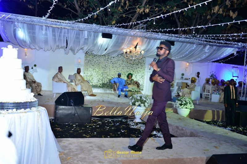 Maryam Augie & Abdulmumin Jibrin's Outdoor Abuja Wedding | George Okoro Photography | Nigerian Muslim Hausa Wedding 2014 | BellaNaija 0George Okoro-2-55026