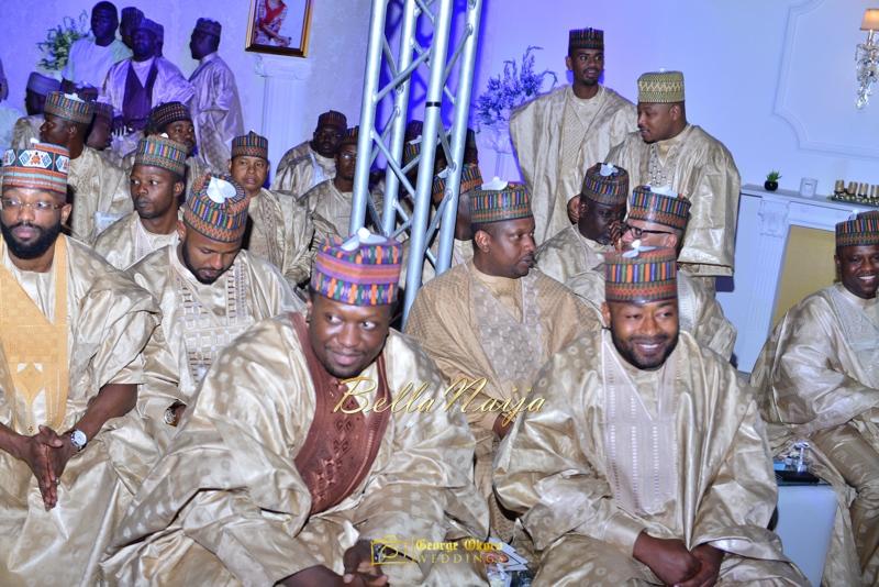 Maryam Augie & Abdulmumin Jibrin's Outdoor Abuja Wedding | George Okoro Photography | Nigerian Muslim Hausa Wedding 2014 | BellaNaija 0George Okoro-2-6027
