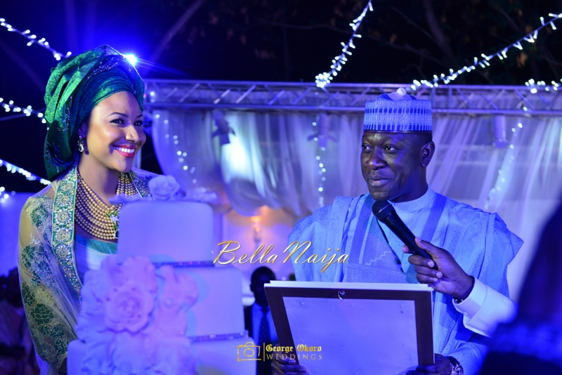 Maryam Augie & Abdulmumin Jibrin's Outdoor Abuja Wedding | George Okoro Photography | Nigerian Muslim Hausa Wedding 2014 | BellaNaija 0George Okoro-2-80030