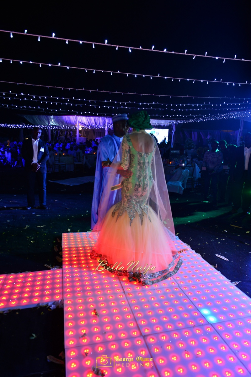 Maryam Augie & Abdulmumin Jibrin's Outdoor Abuja Wedding | George Okoro Photography | Nigerian Muslim Hausa Wedding 2014 | BellaNaija 0George Okoro-2-81031