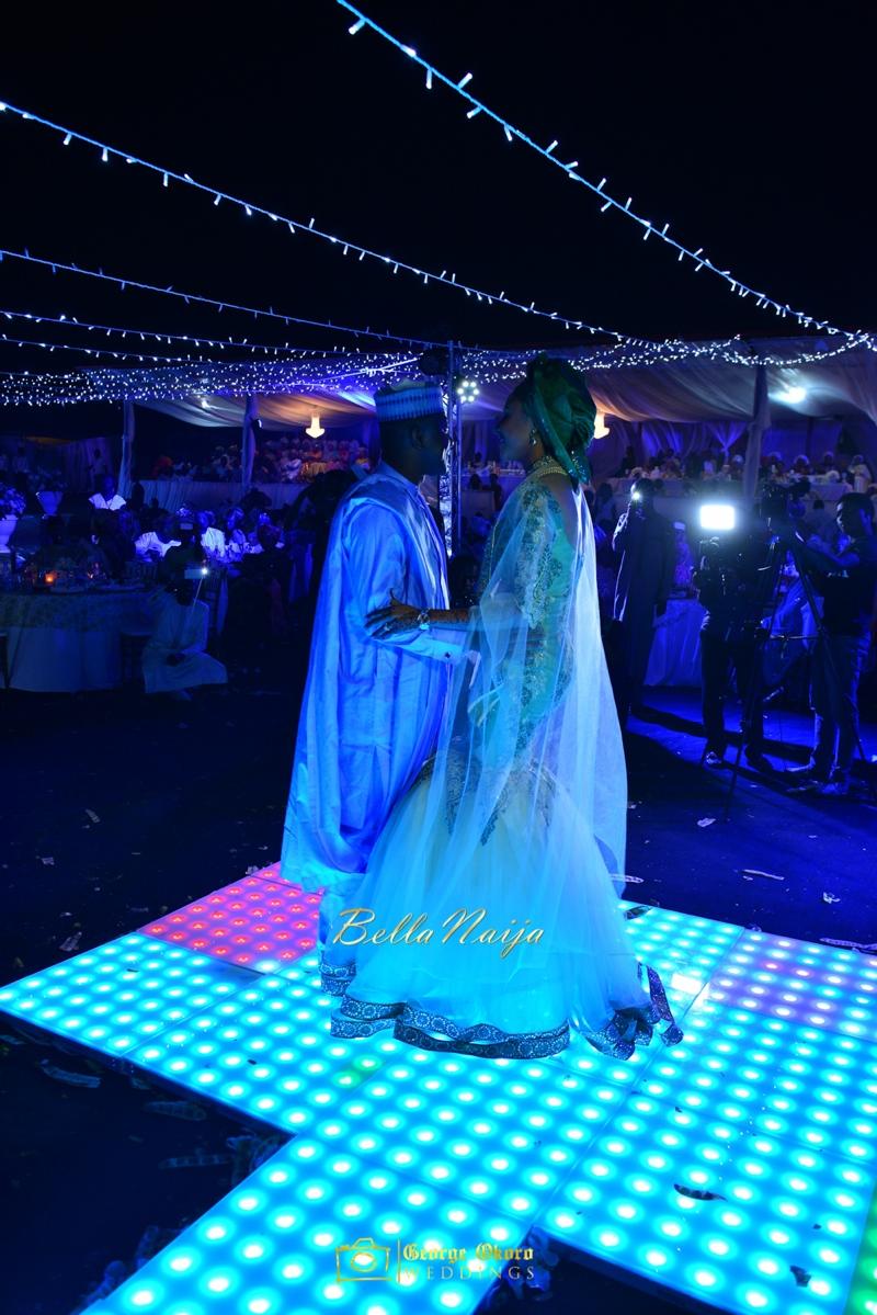 Maryam Augie & Abdulmumin Jibrin's Outdoor Abuja Wedding | George Okoro Photography | Nigerian Muslim Hausa Wedding 2014 | BellaNaija 0George Okoro-2-83032