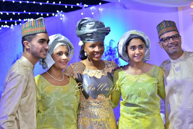 Maryam Augie & Abdulmumin Jibrin's Outdoor Abuja Wedding | George Okoro Photography | Nigerian Muslim Hausa Wedding 2014 | BellaNaija 0George Okoro-2-92035