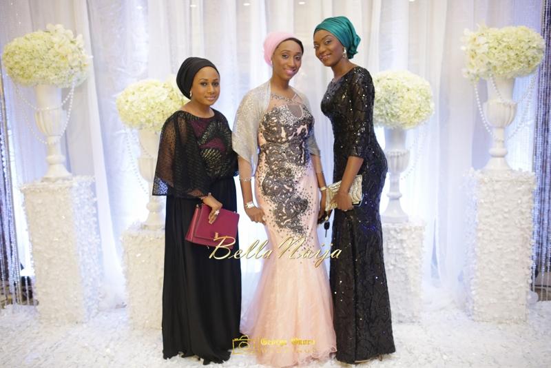 Maryam Augie & Abdulmumin Jibrin's Outdoor Abuja Wedding | George Okoro Photography | Nigerian Muslim Hausa Wedding 2014 | BellaNaija 0George Okoro-2-9261