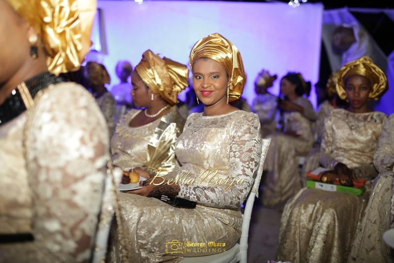 Maryam Augie & Abdulmumin Jibrin's Outdoor Abuja Wedding | George Okoro Photography | Nigerian Muslim Hausa Wedding 2014 | BellaNaija 0George Okoro-240037