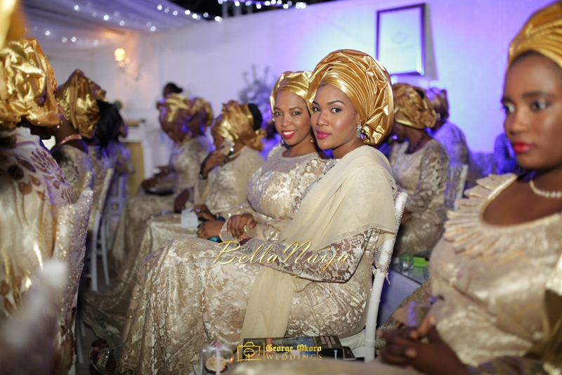 Maryam Augie & Abdulmumin Jibrin's Outdoor Abuja Wedding | George Okoro Photography | Nigerian Muslim Hausa Wedding 2014 | BellaNaija 0George Okoro-242038