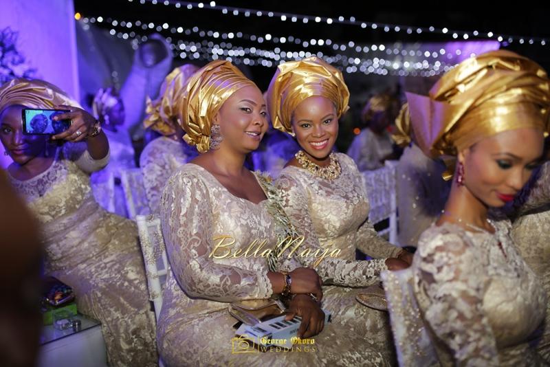 Maryam Augie & Abdulmumin Jibrin's Outdoor Abuja Wedding | George Okoro Photography | Nigerian Muslim Hausa Wedding 2014 | BellaNaija 0George Okoro-247039