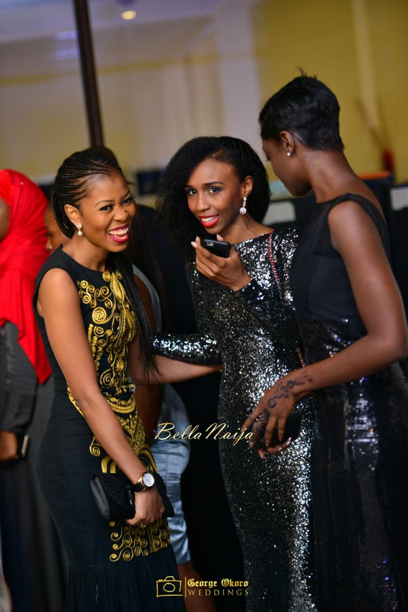 Maryam Augie & Abdulmumin Jibrin's Outdoor Abuja Wedding | George Okoro Photography | Nigerian Muslim Hausa Wedding 2014 | BellaNaija 0George Okoro-24965