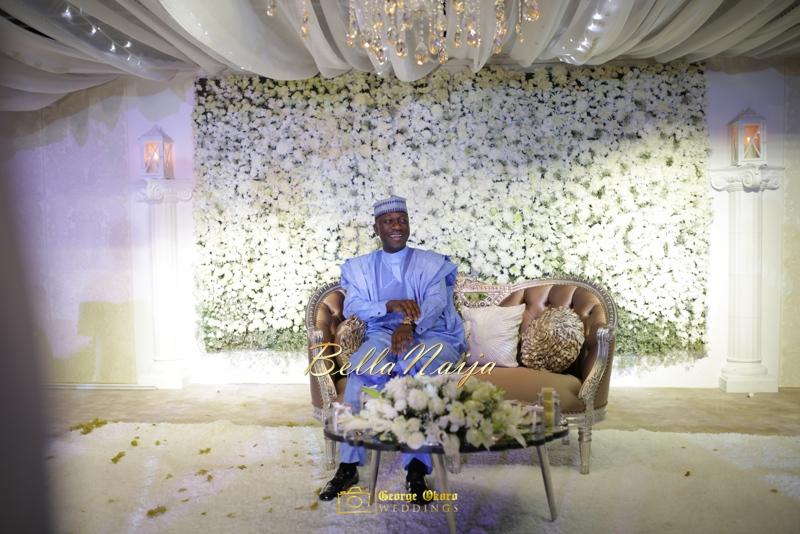 Maryam Augie & Abdulmumin Jibrin's Outdoor Abuja Wedding | George Okoro Photography | Nigerian Muslim Hausa Wedding 2014 | BellaNaija 0George Okoro-271042