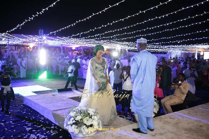 Maryam Augie & Abdulmumin Jibrin's Outdoor Abuja Wedding | George Okoro Photography | Nigerian Muslim Hausa Wedding 2014 | BellaNaija 0George Okoro-287044