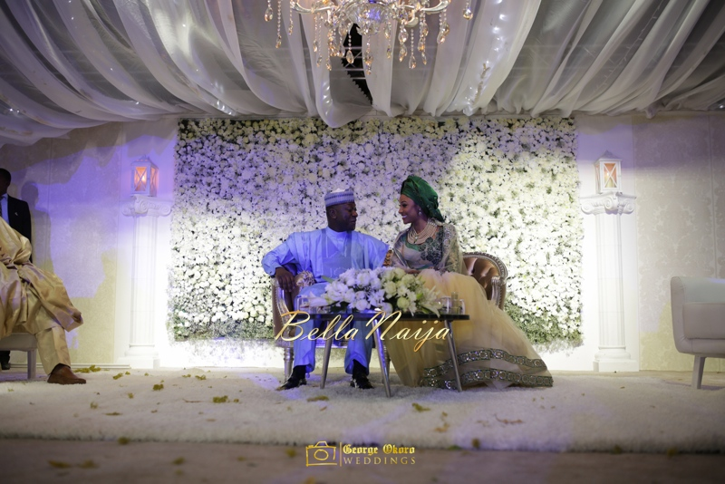 Maryam Augie & Abdulmumin Jibrin's Outdoor Abuja Wedding | George Okoro Photography | Nigerian Muslim Hausa Wedding 2014 | BellaNaija 0George Okoro-294047