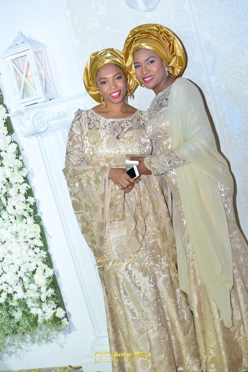 Maryam Augie & Abdulmumin Jibrin's Outdoor Abuja Wedding | George Okoro Photography | Nigerian Muslim Hausa Wedding 2014 | BellaNaija 0George Okoro-3-115053