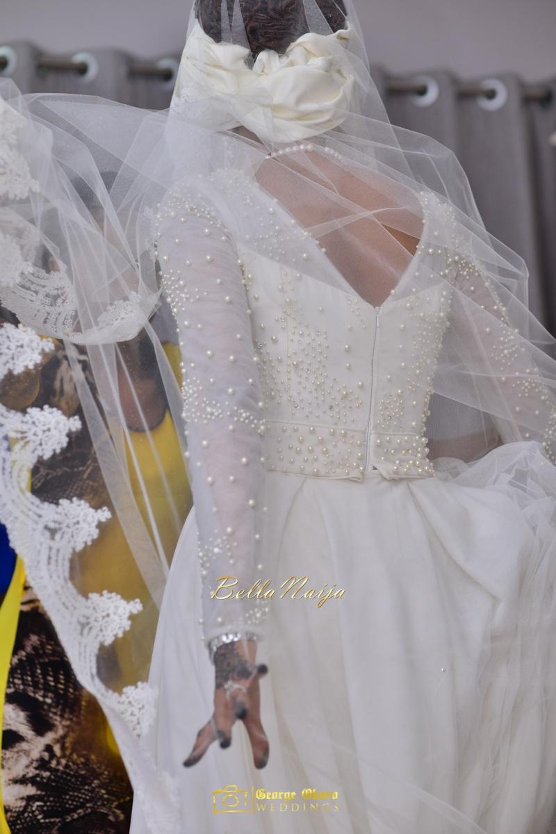 Maryam Augie & Abdulmumin Jibrin's Outdoor Abuja Wedding | George Okoro Photography | Nigerian Muslim Hausa Wedding 2014 | BellaNaija 0George Okoro-3-2966