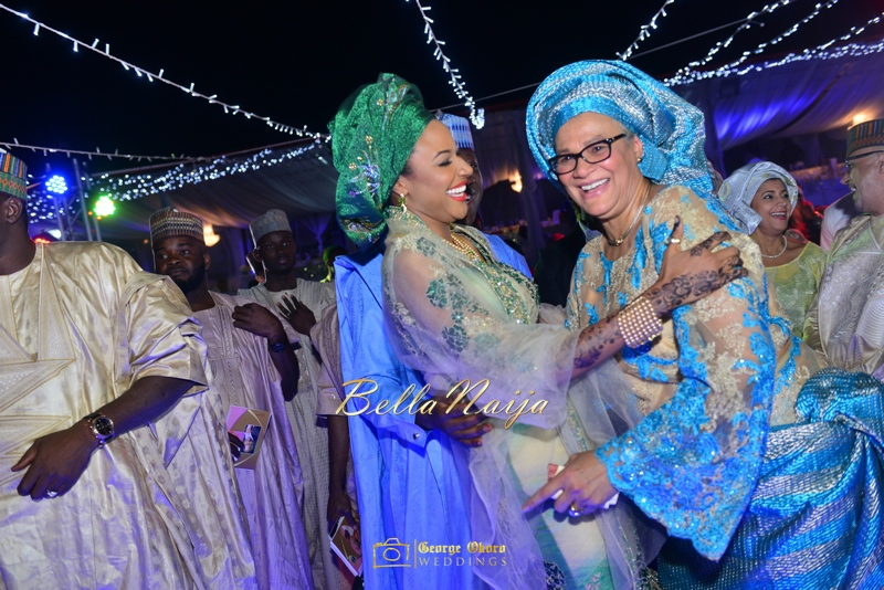Maryam Augie & Abdulmumin Jibrin's Outdoor Abuja Wedding | George Okoro Photography | Nigerian Muslim Hausa Wedding 2014 | BellaNaija 0George Okoro-3-50062