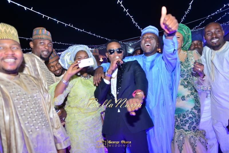 Maryam Augie & Abdulmumin Jibrin's Outdoor Abuja Wedding | George Okoro Photography | Nigerian Muslim Hausa Wedding 2014 | BellaNaija 0George Okoro-3-77066