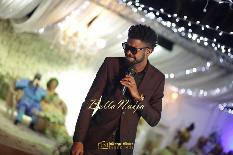 Maryam Augie & Abdulmumin Jibrin's Outdoor Abuja Wedding | George Okoro Photography | Nigerian Muslim Hausa Wedding 2014 | BellaNaija 0George Okoro-338075