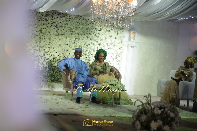 Maryam Augie & Abdulmumin Jibrin's Outdoor Abuja Wedding | George Okoro Photography | Nigerian Muslim Hausa Wedding 2014 | BellaNaija 0George Okoro-346076