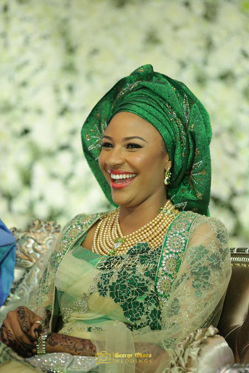 Maryam Augie & Abdulmumin Jibrin's Outdoor Abuja Wedding | George Okoro Photography | Nigerian Muslim Hausa Wedding 2014 | BellaNaija 0George Okoro-363078