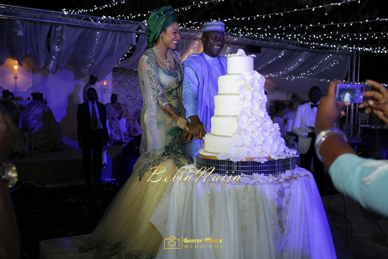 Maryam Augie & Abdulmumin Jibrin's Outdoor Abuja Wedding | George Okoro Photography | Nigerian Muslim Hausa Wedding 2014 | BellaNaija 0George Okoro-422087