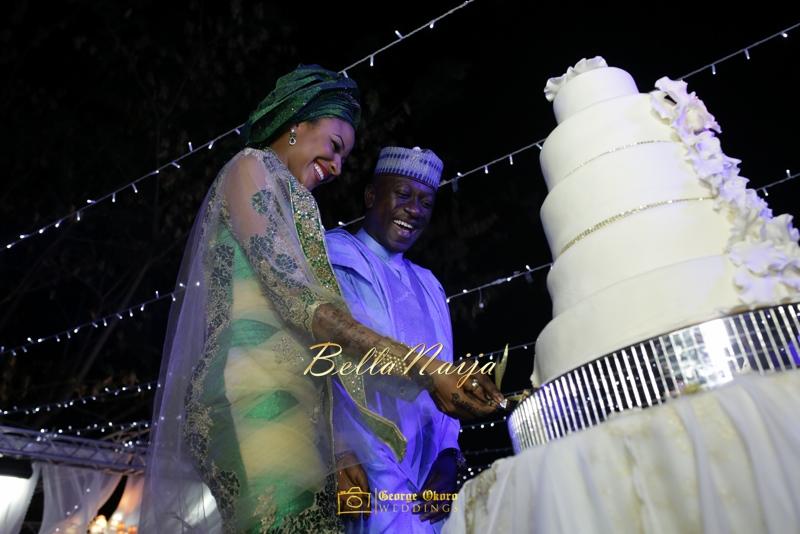 Maryam Augie & Abdulmumin Jibrin's Outdoor Abuja Wedding | George Okoro Photography | Nigerian Muslim Hausa Wedding 2014 | BellaNaija 0George Okoro-426088