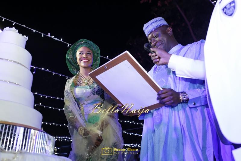 Maryam Augie & Abdulmumin Jibrin's Outdoor Abuja Wedding | George Okoro Photography | Nigerian Muslim Hausa Wedding 2014 | BellaNaija 0George Okoro-444089