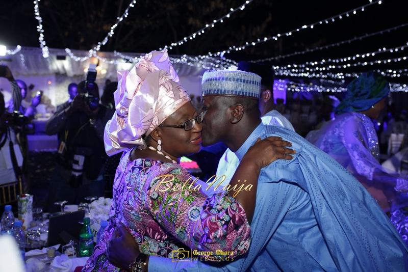 Maryam Augie & Abdulmumin Jibrin's Outdoor Abuja Wedding | George Okoro Photography | Nigerian Muslim Hausa Wedding 2014 | BellaNaija 0George Okoro-477092