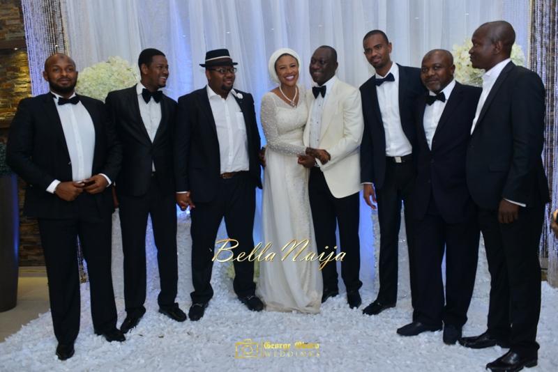 Maryam Augie & Abdulmumin Jibrin's Outdoor Abuja Wedding | George Okoro Photography | Nigerian Muslim Hausa Wedding 2014 | BellaNaija 0George Okoro-48677