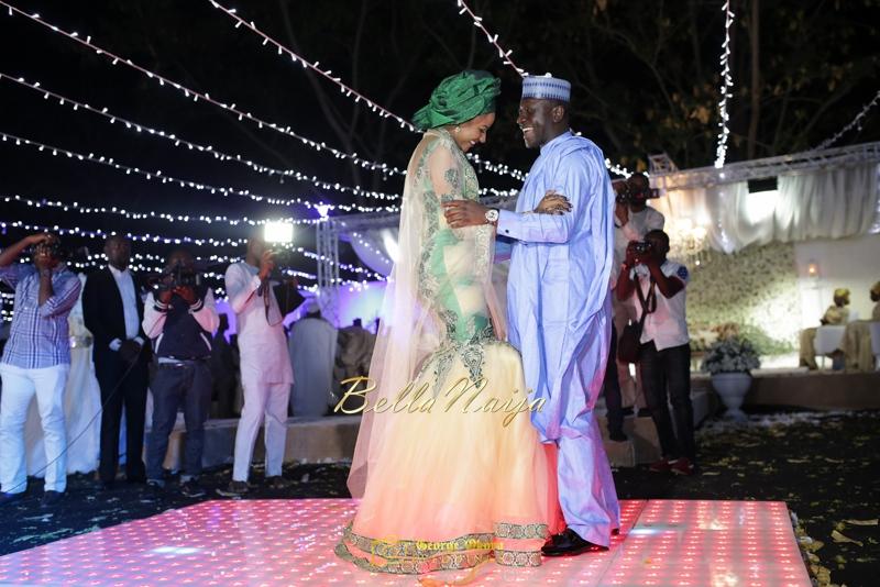 Maryam Augie & Abdulmumin Jibrin's Outdoor Abuja Wedding | George Okoro Photography | Nigerian Muslim Hausa Wedding 2014 | BellaNaija 0George Okoro-487093