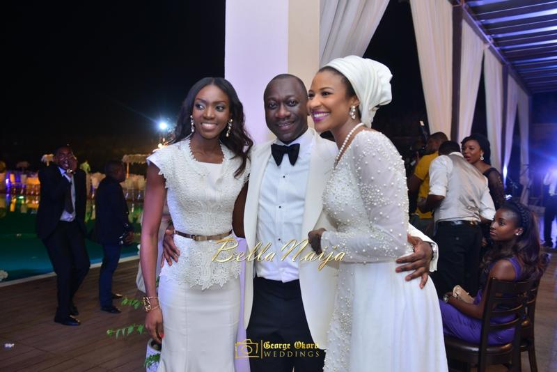 Maryam Augie & Abdulmumin Jibrin's Outdoor Abuja Wedding | George Okoro Photography | Nigerian Muslim Hausa Wedding 2014 | BellaNaija 0George Okoro-48978