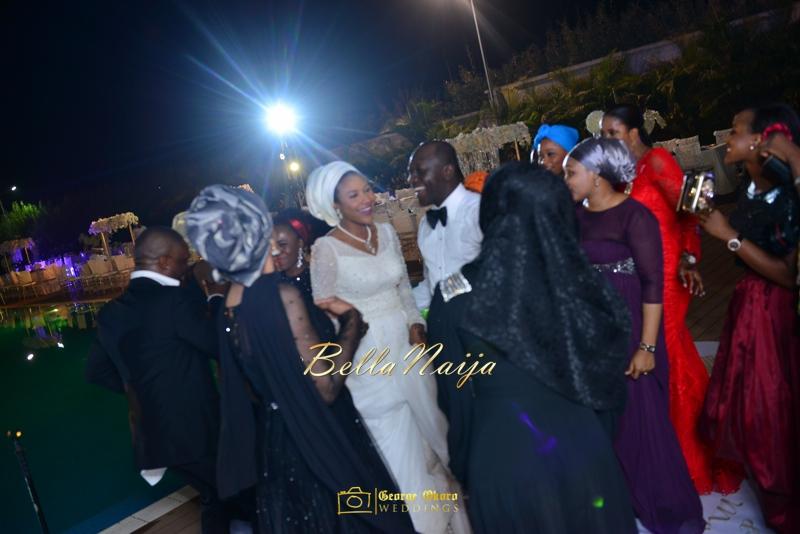 Maryam Augie & Abdulmumin Jibrin's Outdoor Abuja Wedding | George Okoro Photography | Nigerian Muslim Hausa Wedding 2014 | BellaNaija 0George Okoro-50280