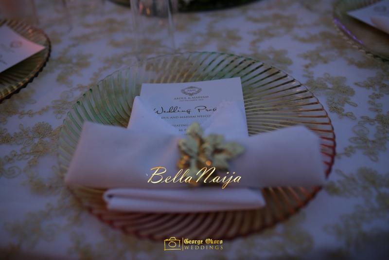 Maryam Augie & Abdulmumin Jibrin's Outdoor Abuja Wedding | George Okoro Photography | Nigerian Muslim Hausa Wedding 2014 | BellaNaija 0George Okoro-5094