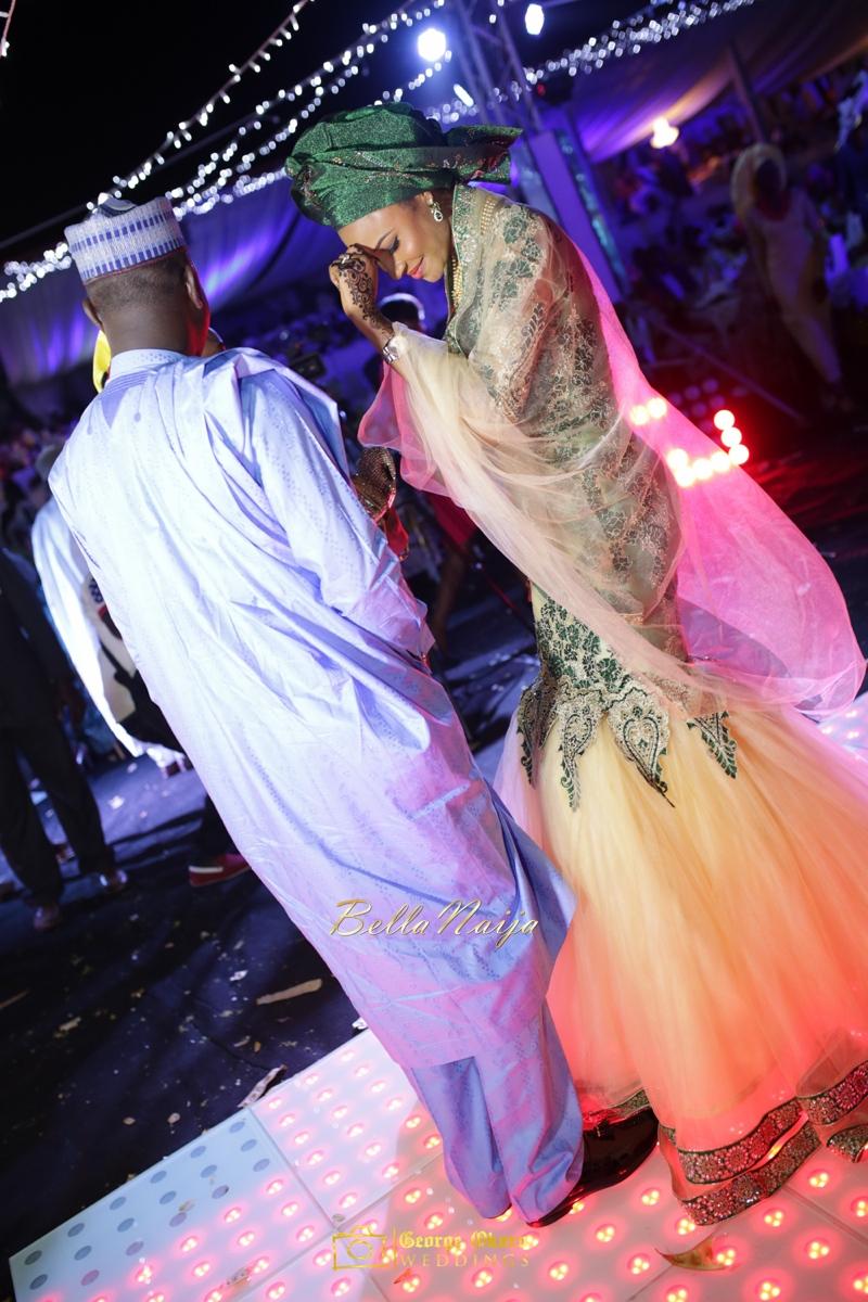 Maryam Augie & Abdulmumin Jibrin's Outdoor Abuja Wedding | George Okoro Photography | Nigerian Muslim Hausa Wedding 2014 | BellaNaija 0George Okoro-518096