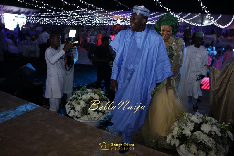 Maryam Augie & Abdulmumin Jibrin's Outdoor Abuja Wedding | George Okoro Photography | Nigerian Muslim Hausa Wedding 2014 | BellaNaija 0George Okoro-541097