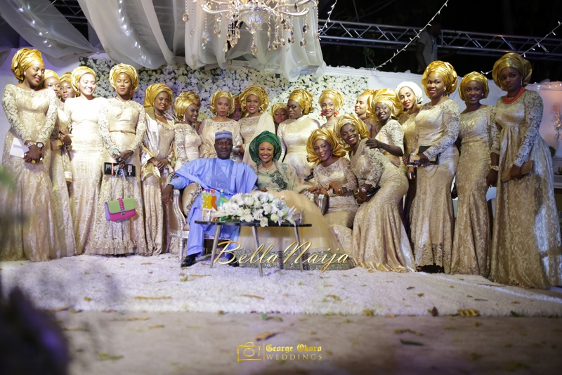 Maryam Augie & Abdulmumin Jibrin's Outdoor Abuja Wedding | George Okoro Photography | Nigerian Muslim Hausa Wedding 2014 | BellaNaija 0George Okoro-550098