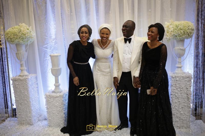 Maryam Augie & Abdulmumin Jibrin's Outdoor Abuja Wedding | George Okoro Photography | Nigerian Muslim Hausa Wedding 2014 | BellaNaija 0George Okoro-56581