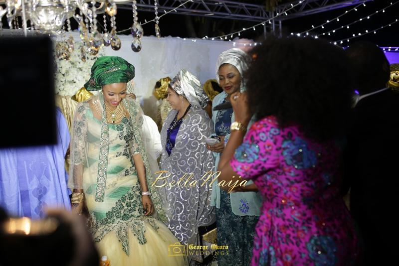 Maryam Augie & Abdulmumin Jibrin's Outdoor Abuja Wedding | George Okoro Photography | Nigerian Muslim Hausa Wedding 2014 | BellaNaija 0George Okoro-588102