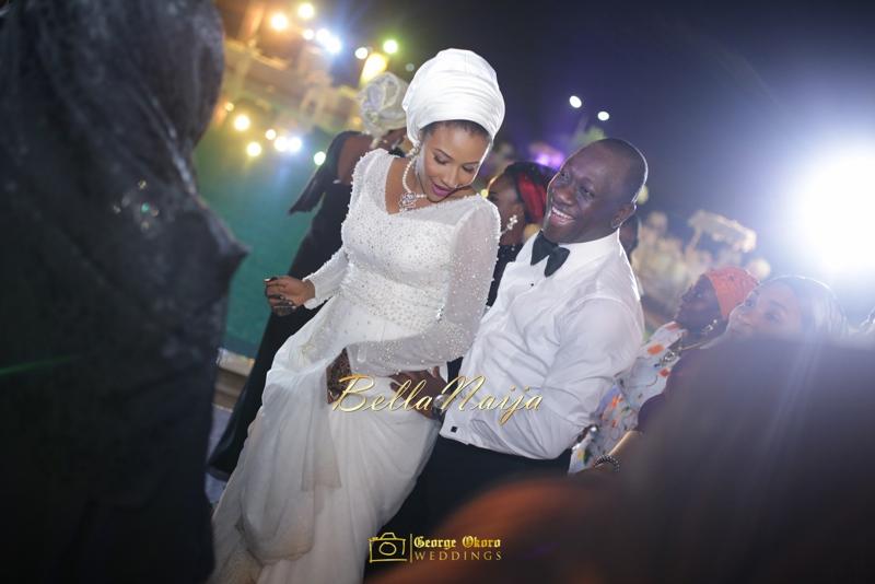 Maryam Augie & Abdulmumin Jibrin's Outdoor Abuja Wedding | George Okoro Photography | Nigerian Muslim Hausa Wedding 2014 | BellaNaija 0George Okoro-59583