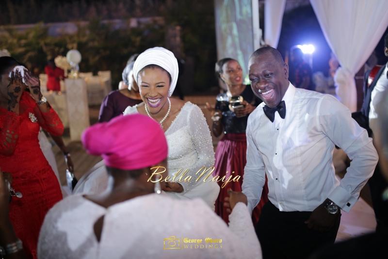 Maryam Augie & Abdulmumin Jibrin's Outdoor Abuja Wedding | George Okoro Photography | Nigerian Muslim Hausa Wedding 2014 | BellaNaija 0George Okoro-60485