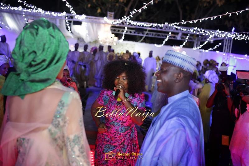 Maryam Augie & Abdulmumin Jibrin's Outdoor Abuja Wedding | George Okoro Photography | Nigerian Muslim Hausa Wedding 2014 | BellaNaija 0George Okoro-616103