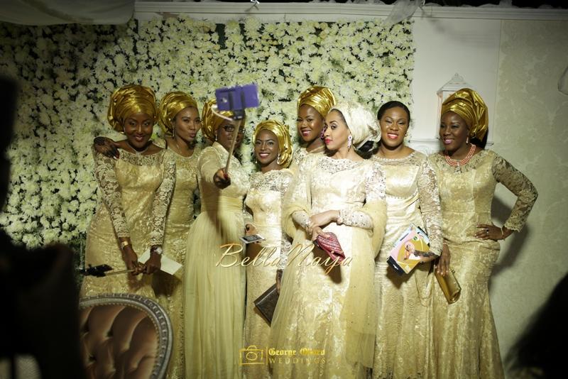 Maryam Augie & Abdulmumin Jibrin's Outdoor Abuja Wedding | George Okoro Photography | Nigerian Muslim Hausa Wedding 2014 | BellaNaija 0George Okoro-676105