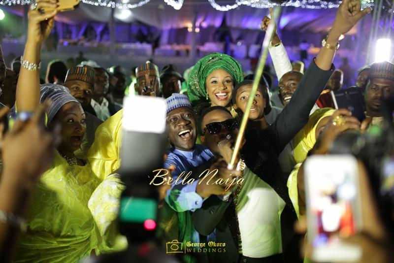 Maryam Augie & Abdulmumin Jibrin's Outdoor Abuja Wedding | George Okoro Photography | Nigerian Muslim Hausa Wedding 2014 | BellaNaija 0George Okoro-689-1107