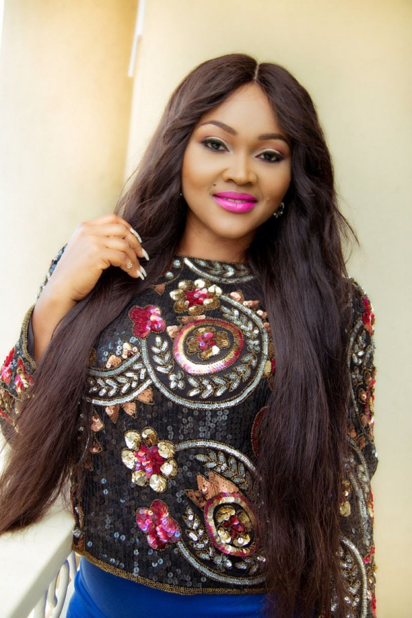 Mercy Aigbe Gentry The Celebrity Shoot - Bellanaija - December2014006
