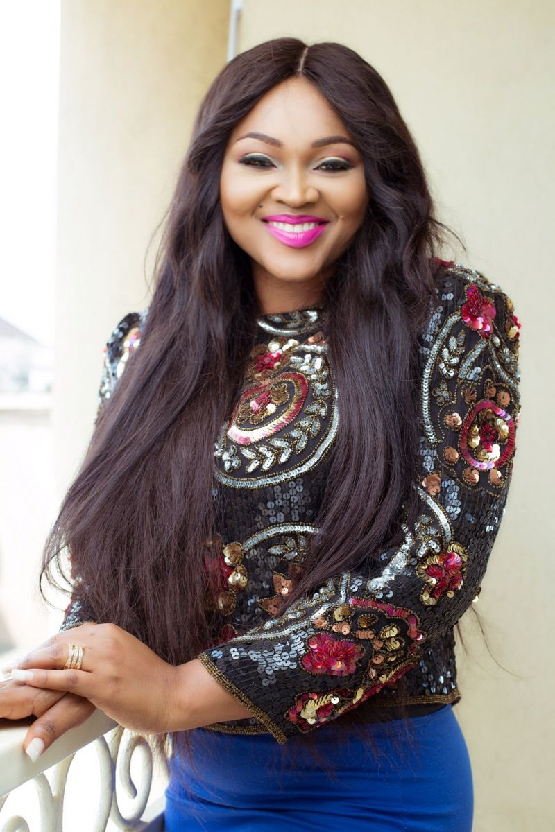 Mercy Aigbe-Gentry Addresses Fans Who Say She Wears Fake