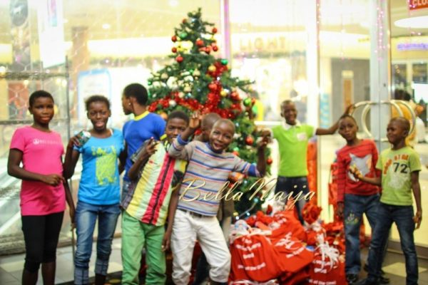 Merry Christmas from BellaNaija 2014 - Fun Day with Tripican & Childlifeline 232