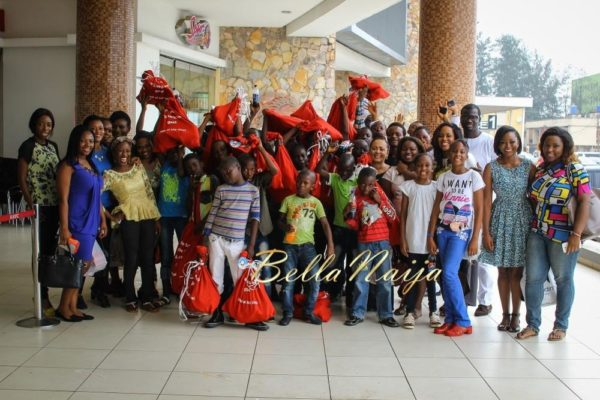 Merry Christmas from BellaNaija 2014 - Fun Day with Tripican & Childlifeline 319