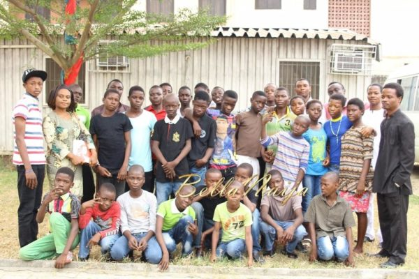 Merry Christmas from BellaNaija 2014 - Fun Day with Tripican & Childlifeline 344