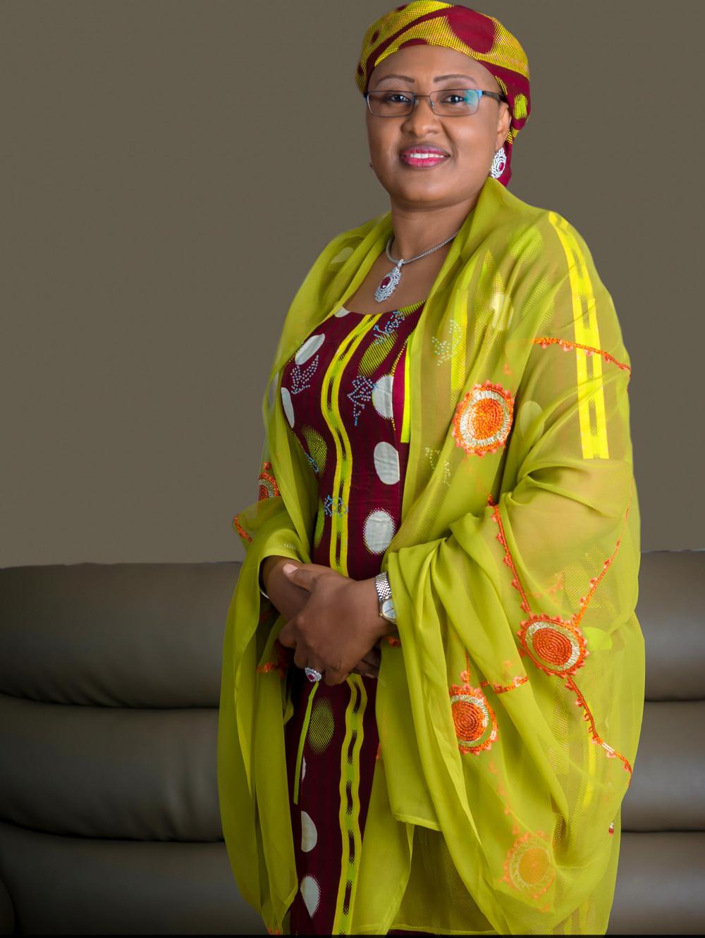 Image result for aisha buhari